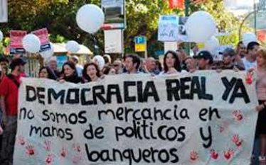 manifestacion 15-M