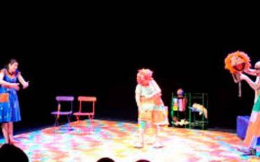 obra de teatro infantil por fin de ptv clowns