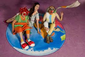 Escena de Por fin, de PTV Clowns