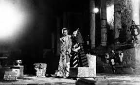 Representación festival teatro clasico de merida