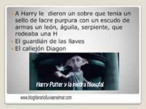 HarryPotterpiedrafilosofalfragmentoblogliterariolluviaenelmar