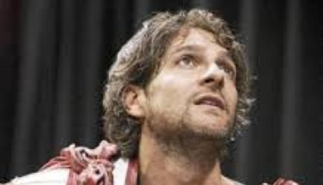 Armando del Río, protagonista de Alejandro Magno, obra de teatro en el Festival de Merida 2016