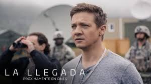 """Protagonista masculino en la película """"La llegada"""""""