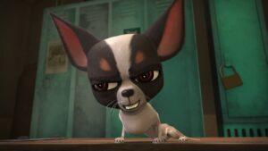 Perro chihuahua Vito en la película Ozzy, en el artículo de crítica del blog literario