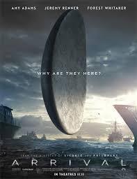 "Cartel de ""La Llegada"", película"