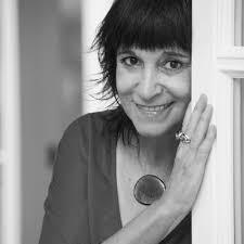 Rosa Montero, foto en blanco y negro