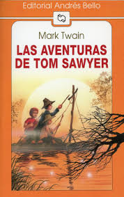 Tom Sawyer, portada del libro