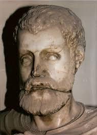 Busto de Garcilaso de la Vega, poeta