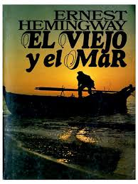 Portada del libro el viejo y el mar, de Ernest Hemingway