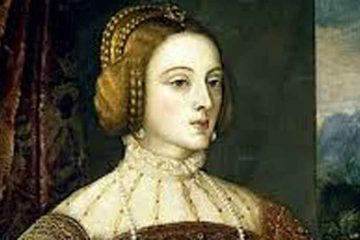 Retrato de Isabel Freyre, amante de Garcilaso de la vega