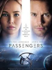 Passengers, protagonistas, JESSICA LAWRENCE y