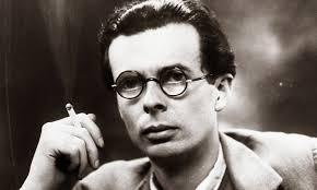 Fotografía, Imagen de Aldous Huxley joven fumando