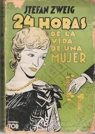 Portada del libro 24 horas en la vida de una mujer