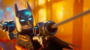 Batman, la legopelícula, Batman luchando