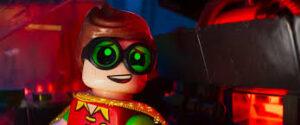 Batman, la legopelícula, Robin