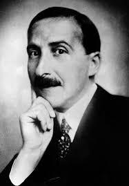 Foto de Stefan Zweig
