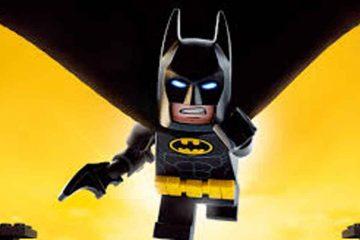Batman, la legopelícula, Batman corriendo