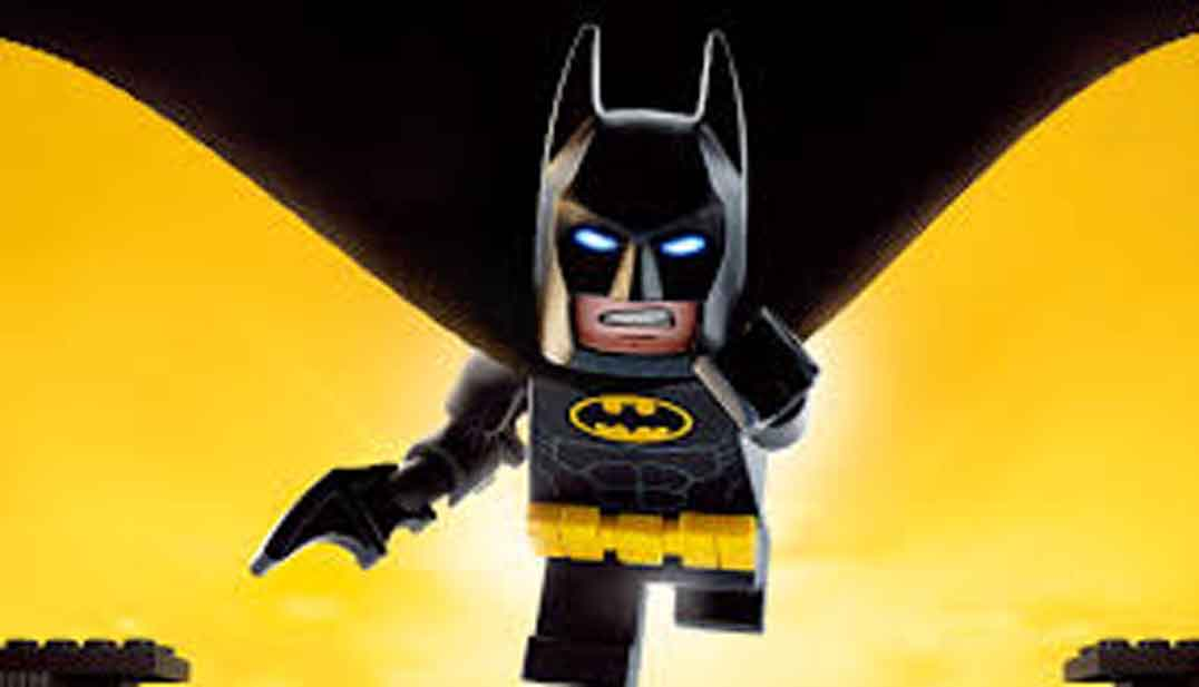 Batman, la legopelícula, Batman corriendo