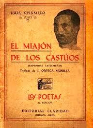 portada del libro el miajón de los castuos, de luis chamizo