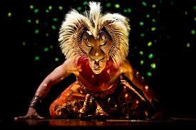 imagen de scar, musical el Rey León, teatro lope de vega