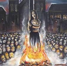 caligula y nietzche bruja quemada en la hoguera