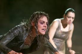 Amaia Salamanca en una escena de La Orestiada