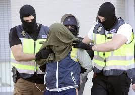 Guardia civil detiene a etarra
