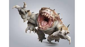 Perro con dientes, monstruo de Valerian