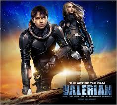 Cartel de la película Valerian
