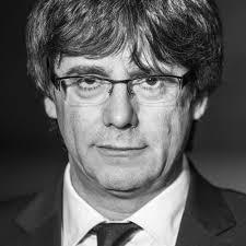 Puigdemont, presidente de la Generalitat de Cataluña en 2017,