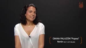 Personaje de Popea Nerón Mérida