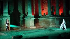 Festival de teatro de Mérida 2018