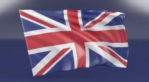 bandera inglesa blog literario lluvia en el mar