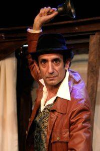 José Luis Esteban, autor de La novia de don Quijote