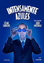obra de teatro con César Sarachu
