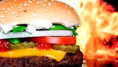 hamburguesa imagen destacada