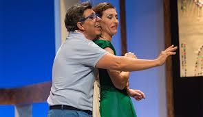 hugo y su mujer