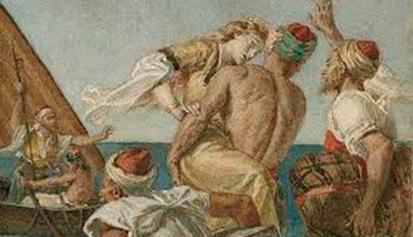 Cartel pericles principe de tiro festival de merida