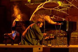 musica en Cayo Cesar Festiva del Merida 2020
