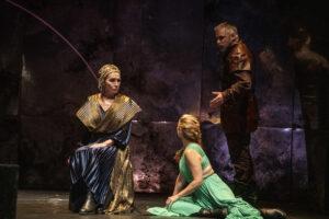 Antonio y Cleopatra, Festival de Mérida 2021 con Luis Homar y Ana Belén