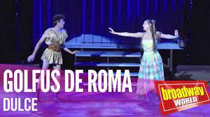 cartel golfus de roma