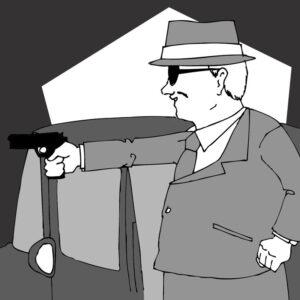 breves apuntes sobre las tecnicas narrativas usadas en la novela policiaca