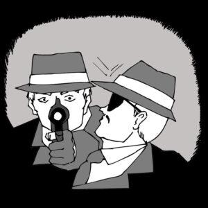 breves apuntes sobre las técnicas narrativas usadas en la novela policiaca